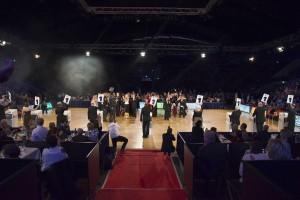 Deutsche Meisterschaft der Formationen in Braunschweig am 9. November 2013 Foto: Frank Rieseberg