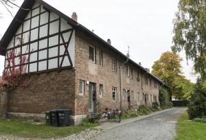 Klostergang Lange Reihe 62 (Sozialwohnungen) Riddagshausen. Foto: Peter Sierigk