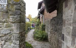Klostergang 53a bis 56 Riddagshausen. Foto: Peter Sierigk
