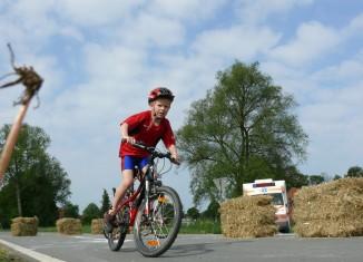 5000 Grundschüler lernen dank Triathlon