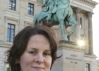 Susanne Schuberth. Foto: Peter Sierigk