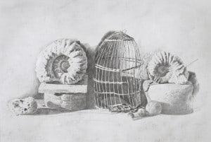 Zeichnung von Malte Sartorius. Foto: privat
