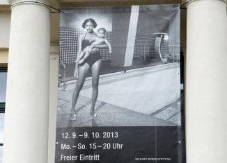 Das Plakat zur Ausstellung. Foto: Borek