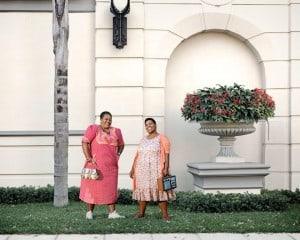 Margaret & Mavis. Foto: Dokumentation