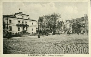 Die Villa Amsberg um 1910. Foto: Stadtarchiv