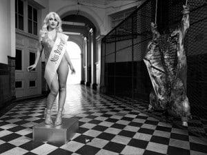 Miss Beauty. Foto: Dokumentation