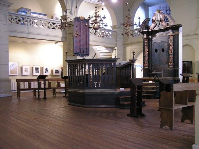 Jüdisches Museum im Ausstellungszentrum Hinter Aegidien