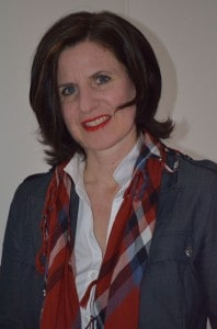 Christine Schultz. Foto: Tastentaumel