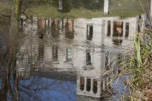 Bammelsburger Teich, Löbbeckes Insel. Foto: Peter Sierigk