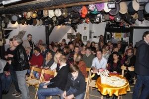 Immer gut besucht: Kleinkunstbühne in Wendeburg-Meerdorf. Foto: Almut Deiters