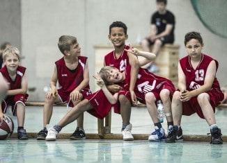 Die SG Braunschweig möchte den Basketball-Nachwuchs noch besser fördern. Foto: Ingo Hoffmann