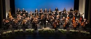 Das Deutsche Ärzteorchester im Staatstheater. Foto: Peter Sierigk