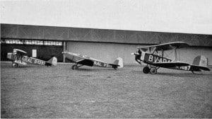 Flugschule der Akaflieg Braunschweig (1932)