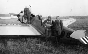 Braunschweiger Flieger, Deutschlandflug (1933)