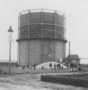 Befüllung Braunschweig III in Helmstedt (09.08.1930)
