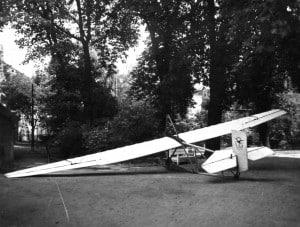 Schulgleiter des Braunschweigischen Landesvereins für Luftfahrt (1927)