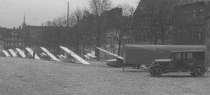 Flugpark der Ortsgruppe Helmstedt (31.03.1935)