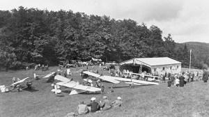 Einweihung der Halle auf dem Ith (23.08.1931)