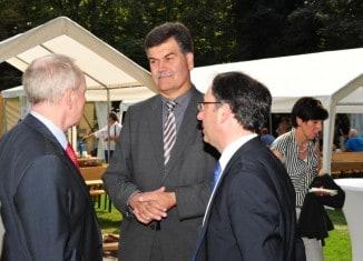 Axel Richter, Geschäftsführender Vorstand der STIFTUNG NORD/LB • ÖFFENTLICHE (Mitte). Foto: STIFTUNG NORD/LB • ÖFFENTLICHE