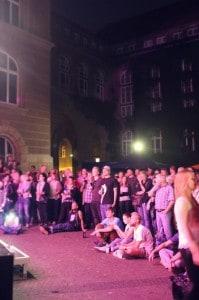 Das Publikum genoss den Auftritt der Band Be Jane. Foto: Veranstalter undercover