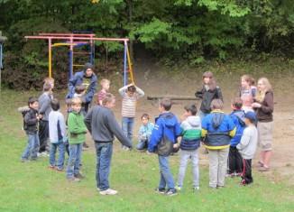 Aktivitäten im Freien genießen einen hohen Stellenwert. Foto: Fachbereich Kinder, Jugend und Familie, Stadt Braunschweig.