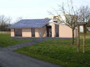 So wird das Naturerlebniszentrum Hondelage aussehen, wenn es fertiggestellt ist. Foto: FUN.
