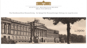 Die Startseite mit dem Schloss um 1900. Screenshot: meyermedia