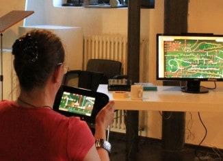 PC-Spiele werden immer mehr Bestandteile der Kulturellen Bildung. Foto: Bundesakademie für Kulturelle Bildung Wolfenbüttel