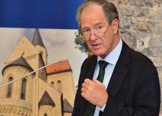 Dr. Gert Hoffmann, Präsident der Stiftung Braunschweigischer Kulturbesitz. Foto: SBK