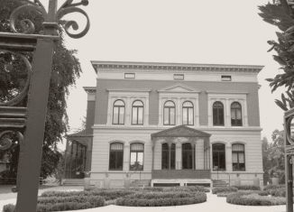 Das Haus der Braunschweigischen Stiftungen.