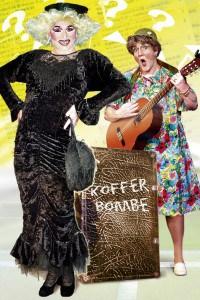"""Wie alle """"Böse Schwestern""""-Programme brachial komisch, pädagogisch wertvoll und zutiefst anrührend! Mit Gitarre, Tamburin und Eierlikör. Foto: Veranstalter"""