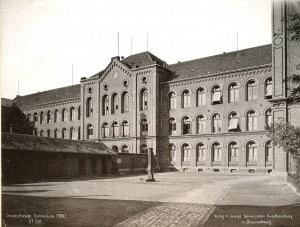 Die Schule 1886. Foto MK