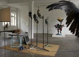 Ein Blick in die Ausstellung. Foto: Thomas Bartels