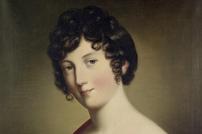 Marie von Baden. Foto: Schlossmuseum Braunschweig/Richard Borek Stiftung Braunschweig