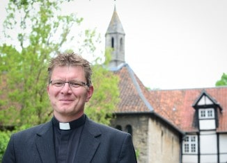 Riddagshausens neuer Pfarrer Bernhard Knoblauch. Foto: Andreas Greiner Napp