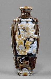 Das sogenannte Mantuanische Onyxgefäß, ein Salbölfläschchen, um 54 n. Chr. Foto: Herzog Anton Ulrich-Museum