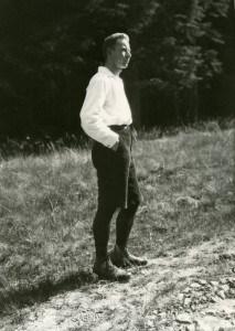 Otto Bennemann um 1925. Foto: Stadtarchiv G IX 76_725