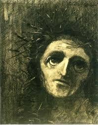 Odilon Redon, Christ (1887)