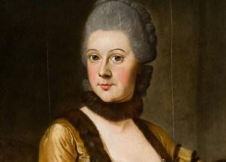 Anna Amalia, gemalt von Johann Georg Ziesenis, zu sehen im Schlossmuseum Braunschweig. Foto: Schlossmuseum Braunschweig