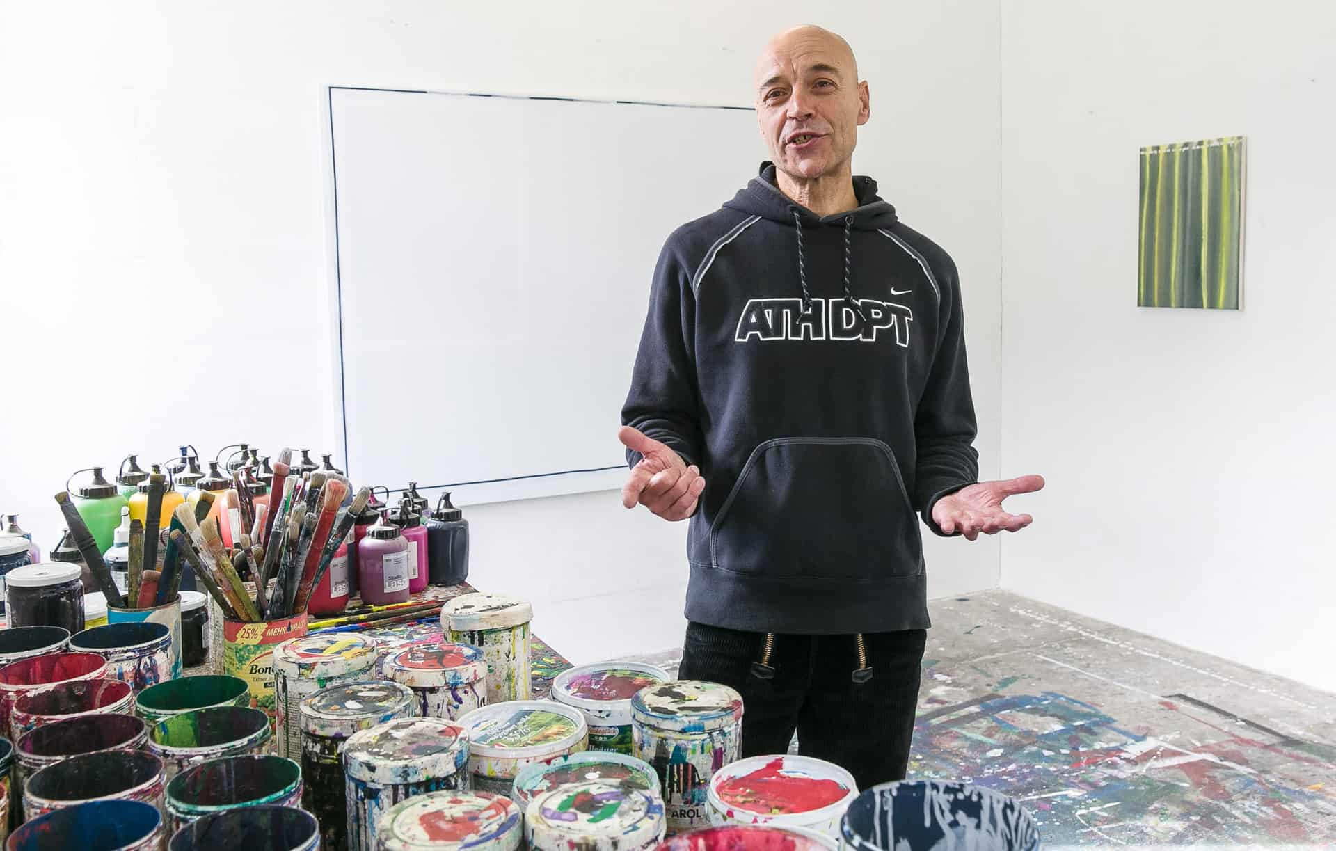Künstler Braunschweig michael kaul war einer 80 künstlerinnen und künstler die ihr