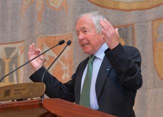 Autor und Dokumentarfilmer Dieter Wieland. Foto: Bildarchiv Bayrischer Landtag