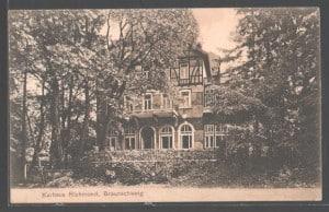 Postkarte vom Kurhaus Richmond. Archiv: Thomas Ostwald