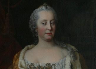 Dieses Porträt Maria Theresias war Teil der Gemäldeausstattung des Residenzschlosses Braunschweig und später des Schlosses Blankenburg. Es ist heute Teil der Dauerausstellung des Schlossmuseums Braunschweig. Foto: Schlossmuseum Braunschweig