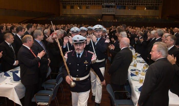 Die Herrenabende sind Teil der Tradition des Technikervereins. Foto: Peter Sierigk