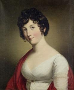 Marie, die Frau des Schwarzen Herzogs, wird momentan in einer Sonderausstellung des Schlossmuseums vorgestellt. Foto: Schlossmuseum Braunschweig