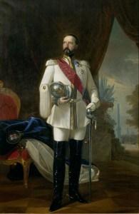 Ein repräsentatives Gemälde im Weißen Saal des Schlossmuseums zeigt Herzog Wilhelm. Foto: Schlossmuseum Braunschweig