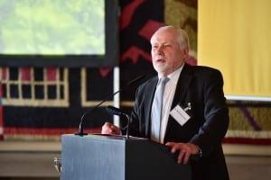 Referent Dr. Manfred Garzmann. Foto: Die Braunschweigische Stiftung