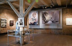 Blick in die Ausstellung. Foto: Prüsse Stiftung/Andreas Greiner-Napp
