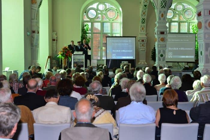 Die Helmstedter Universitätstage versprechen erneut kontroverse Diskussionen zur Vergangenheitsbewältigung. Foto: Andreas Greiner-Napp