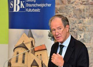 SBK-Präsident Dr. Gert Hoffmann zog nach dem Treffen ein zufriedenes Fazit. Foto: Archiv